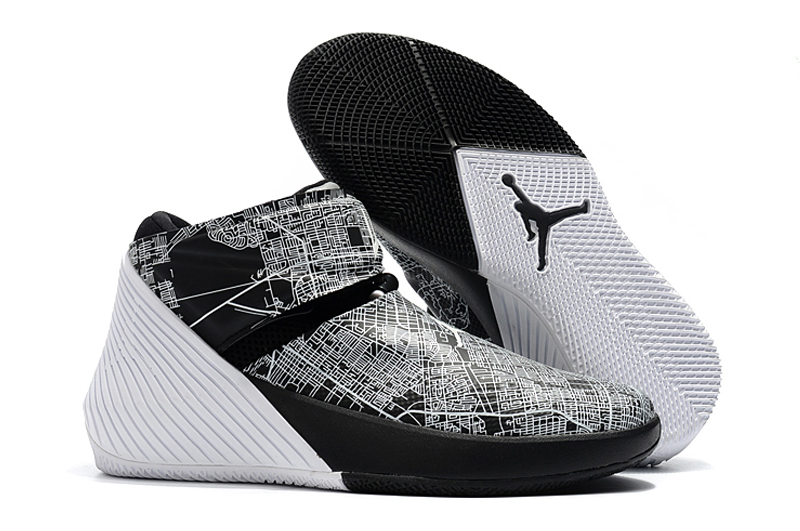 Jordan Why Not Zero.1 All Star Grey Black Shoes