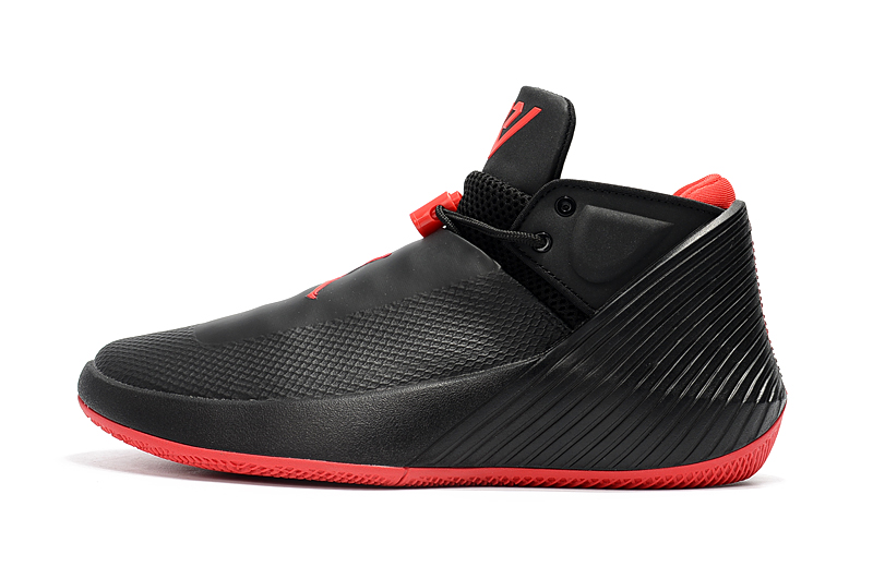 Jordan Why Not Zero.1 Black Red Shoes