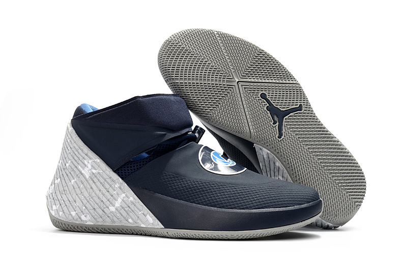 Jordan Why Not Zero.1 George Deep Blue Shoes