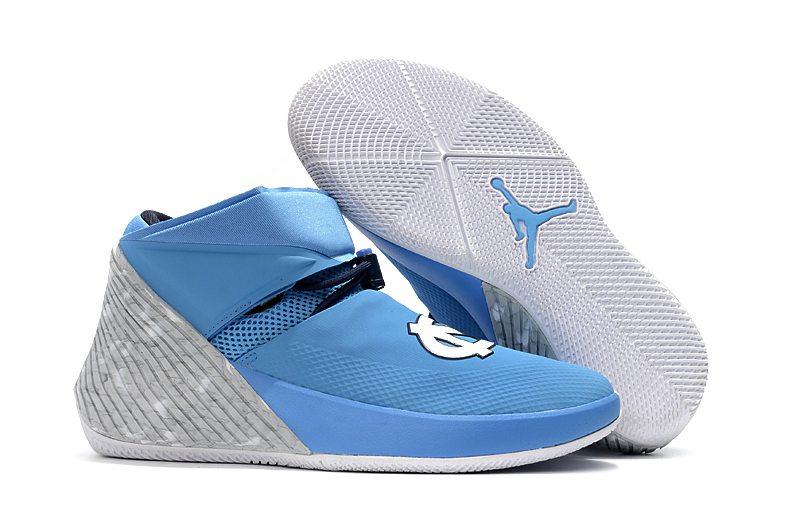 Jordan Why Not Zero.1 North Carolina Blue Shoes