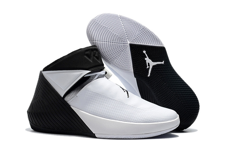 Jordan Why Not Zero.1 White Black Shoes