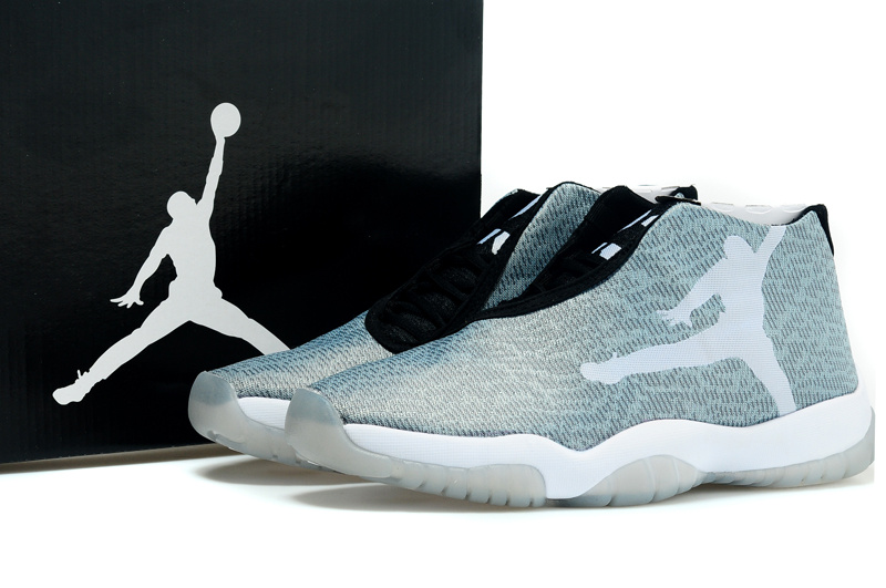 Jordan 29 Of Air Jordan Future Grey Black