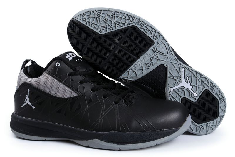 Jordan CP3 5 Black Grey Shoes