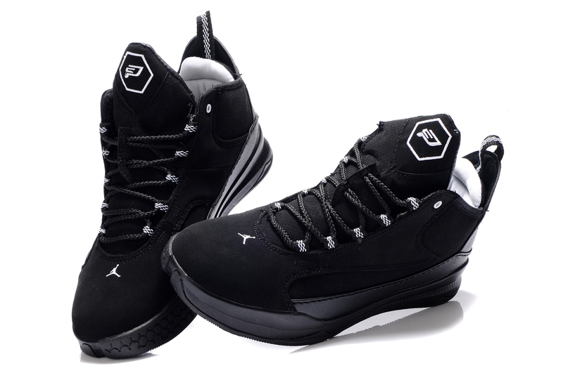 Cheap Jordan CP3 III All Black For Women For Sale Online