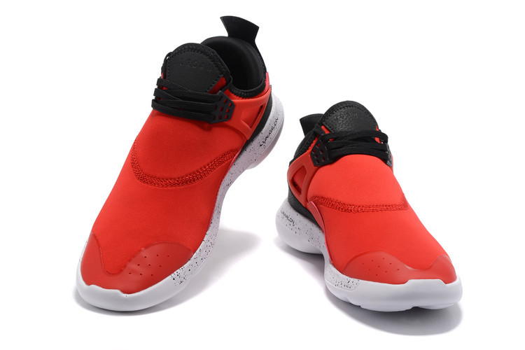 2017 Jordan Fly 89 AJ4 Red Black Running Shoes