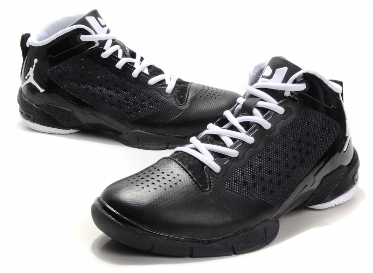 Jordan Fly Wade II Black White