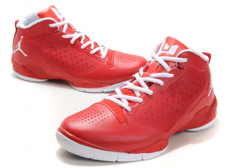 Jordan Fly Wade II Red White