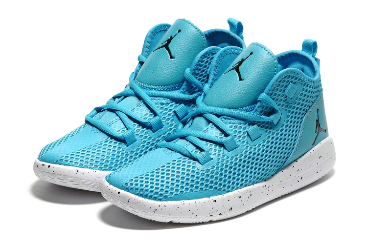 2016 Air Jordan Reveal GS Sea Blue White