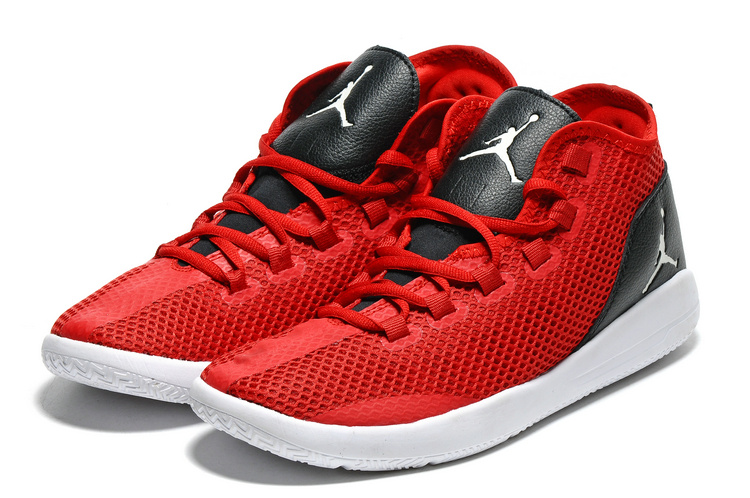 2016 Air Jordan Reveal Red Black White