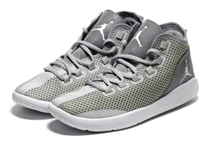 2016 Air Jordan Reveal Silver Grey
