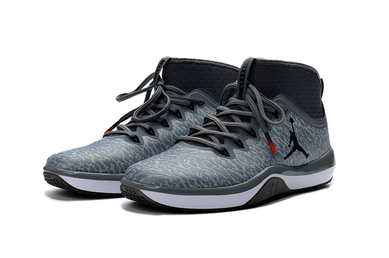 2016 Jordan Trainer 1 Siver Black Shoes