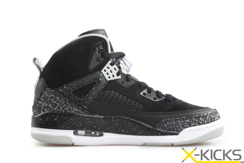 2015 Air Jordan 3.5 Black White Shoes