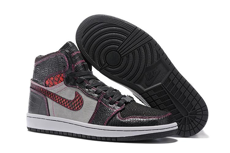 2016 Air Jordan 1 Retro Brooklyn Zoom Shoes