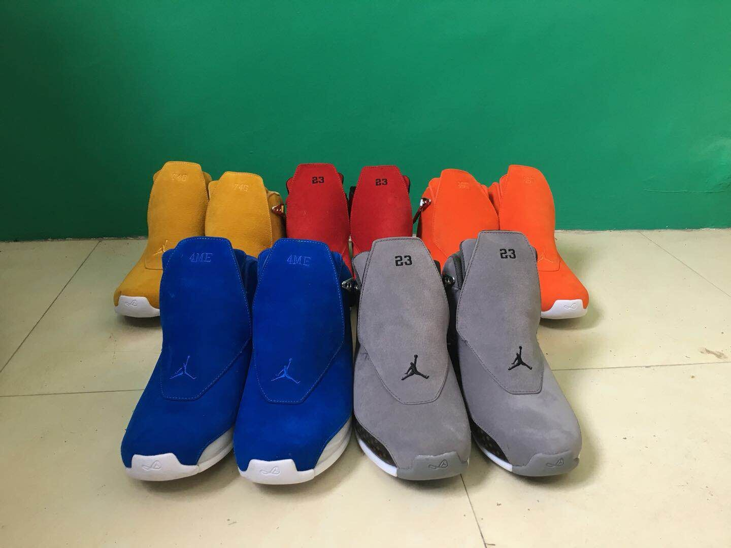 New Air Jordan 18 Retro Shoes