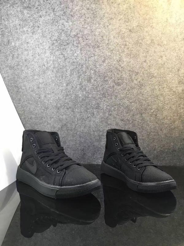 2016 Jordan 1 All Black Shoes