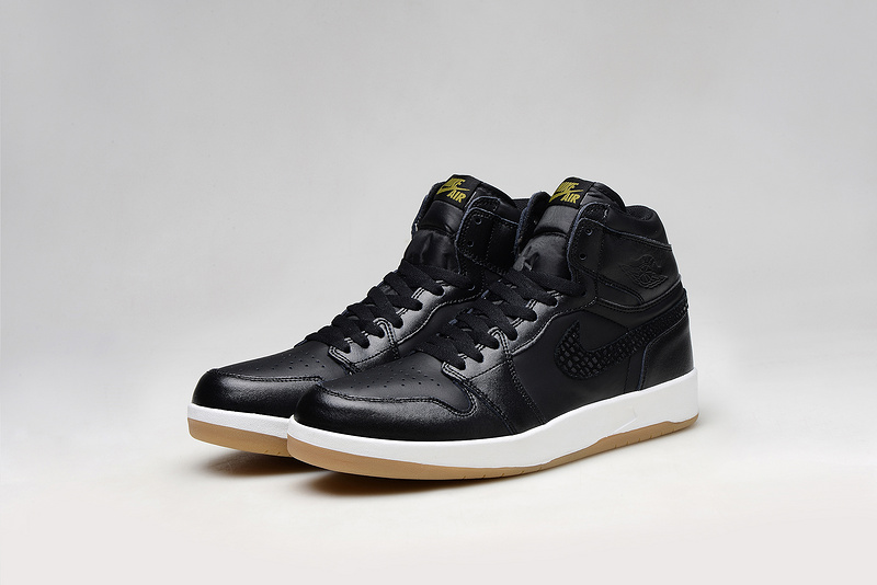 2016 Jordan 1.5 Retro Black White Shoes