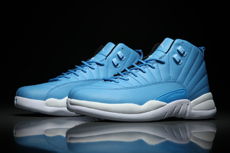 28fd896bde04 ... light blueretro 12 where to buy 2016 jordan 12 north carlonia blue shoes  81003 f803d ...