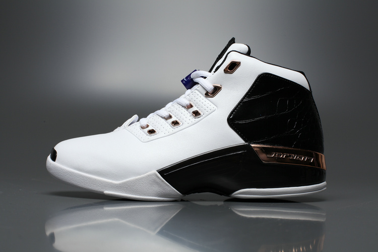 2016 Jordan 17+ White Black Red Shoes