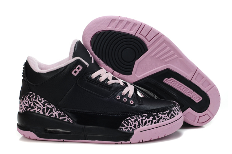 the best attitude 4b6d7 fc51d air jordan retro 3 womens sky blue pink
