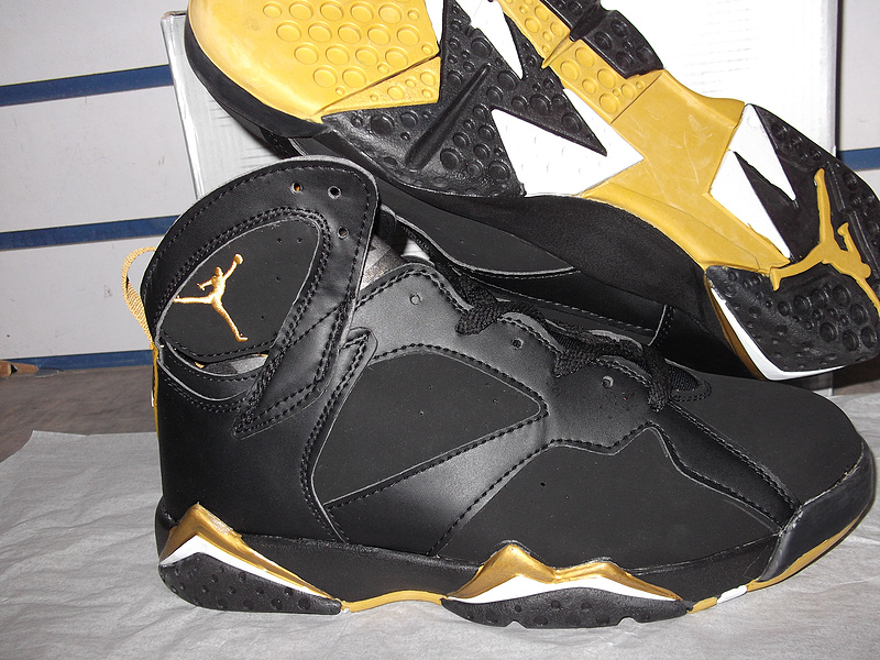 air jordan retro 7 gold