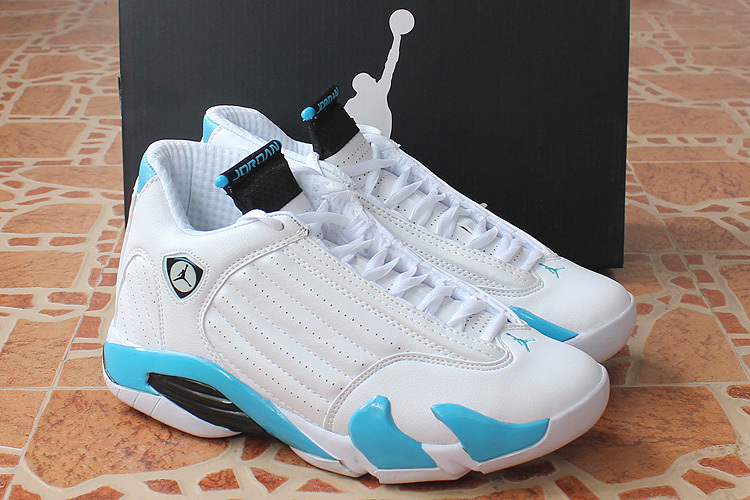 jordan baby blue shoes