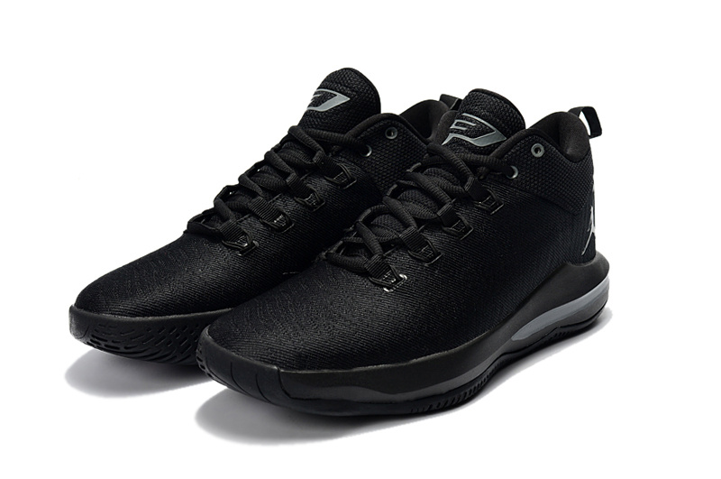 2017 Jordan CP3 X Elite All Black