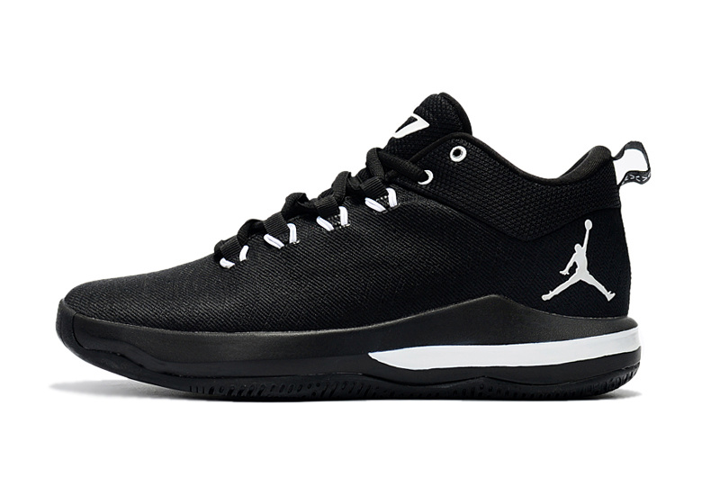 2017 Jordan CP3 X Elite All Black White