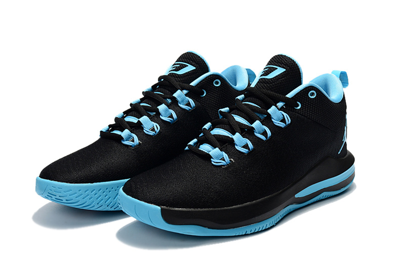 2017 Jordan CP3 X Elite Black Jade Blue