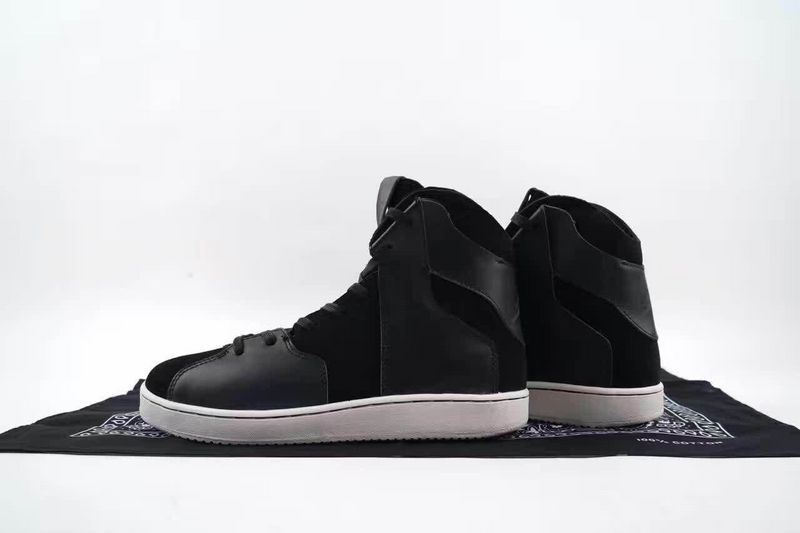 Jordan Westbrook Black Grey Basketball Shoes