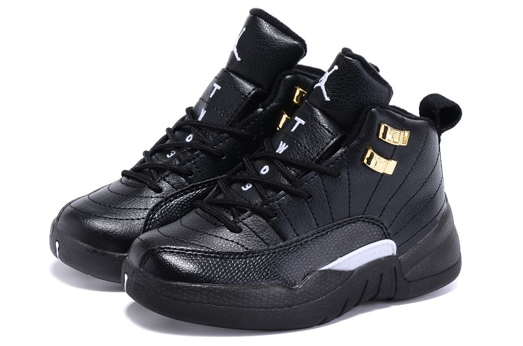 2016 Kids Jordan 12 Master Shoes