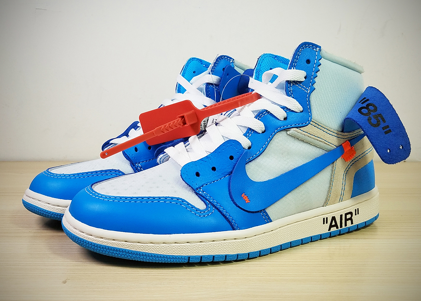 Newest Air Jordan 1 UNC Shoes