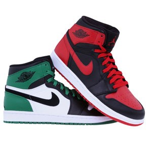air jordan 1 retro dmp pack 60 bulls celtics shoes