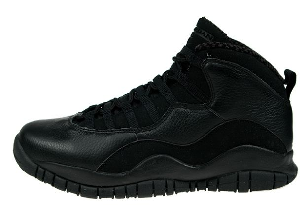 d65c3b68b6200d Mens Air Jordan 10 Retro Black shoes