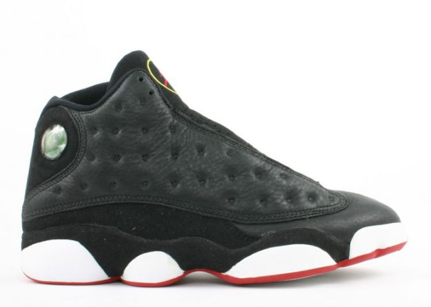 air jordan 13 original og black true red white shoes
