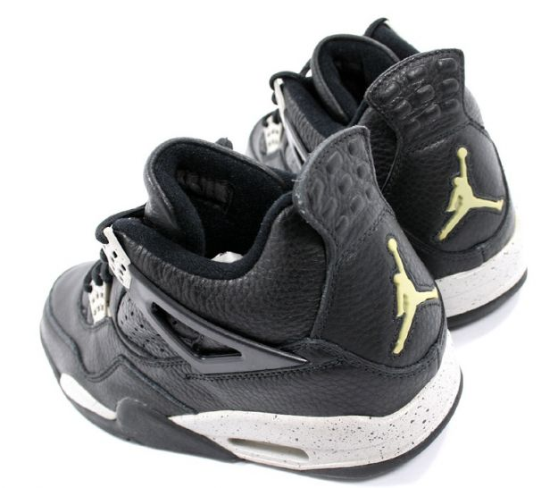 air jordan 4 retro 1999 black black cool grey shoes for sale online