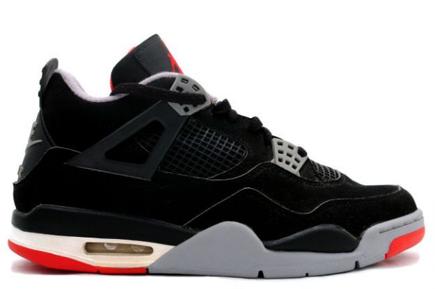 air jordan 4 retro 1999 black cement grey_shoes for sale online
