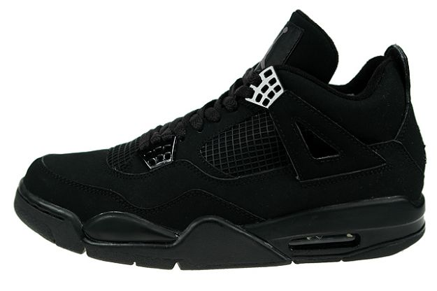 air jordan 4 retro black cat